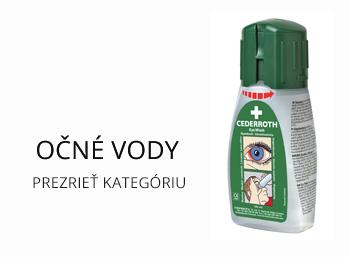 Očné vody | Saprem.sk