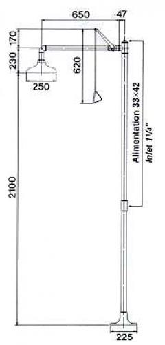 CA1120 CA1120SS (s nerez hlavicou)